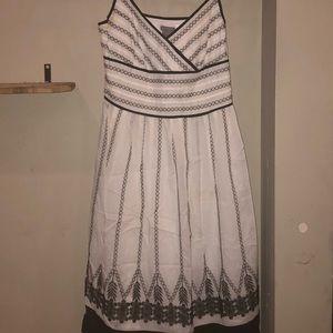 Ann Taylor boho style dress